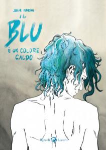 copertina il blu è un colore caldo