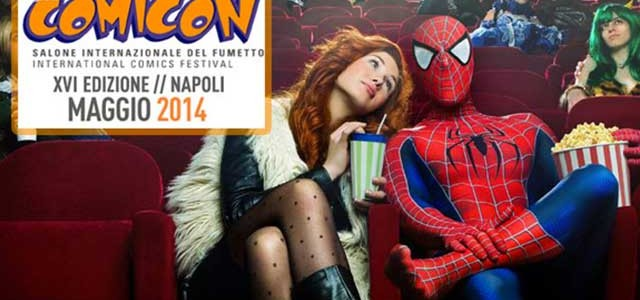 napli comicon 2014