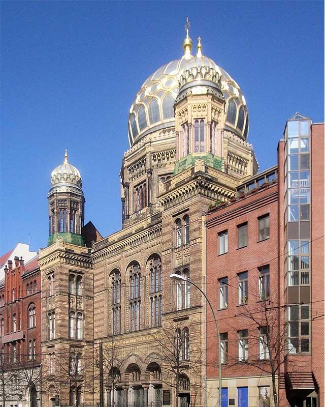 sinagoga a berlino