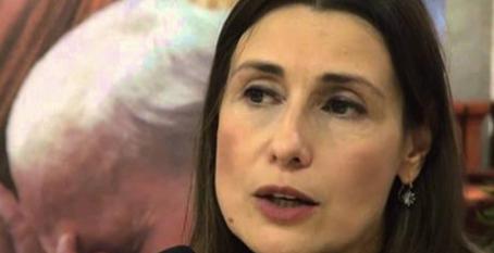 """Claudia Koll: """"Sentivo una voce ma non era quella di Gesù"""""""
